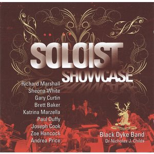 SOLOIST SHOWCASE BY BLACK DYKE BAND