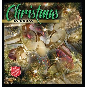 CHRISTMAS IN BRASS CD 15 CASE