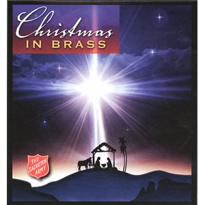 CHRISTMAS IN BRASS CD 2016 CASE
