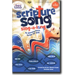 SCRIPTURE SONG SING-A-LONG BOOK