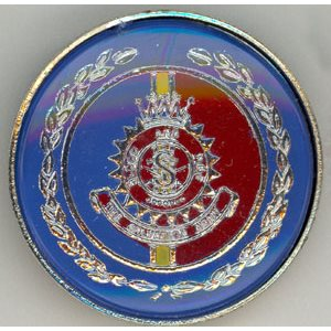 CREST - INLAID PIN