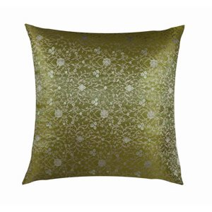 Cushion Cover Brocade:: Flower