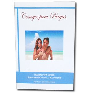 COUPLE CARE PRE-MARRIAGE MANUAL SPANISH