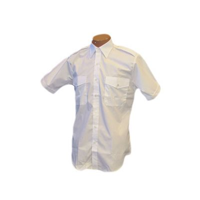 Commander Men's Short Sleeve Uniform Shirt