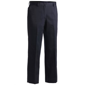 Ladies Flat Front Utility Pants