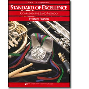 STANDARD OF EXCELLENCE BK1 /  Bb CORNET