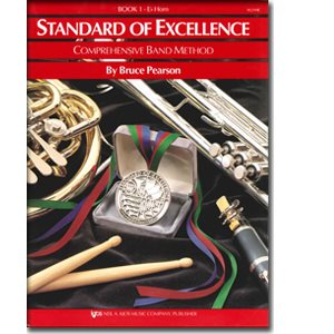 STANDARDS OF EXCELLENCE BK1 Eb HORN