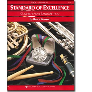 STANDARDS OF EXCELLENCE BK1 BC BARITONE