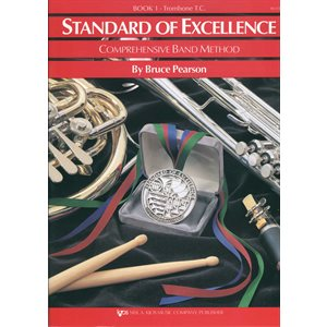 STANDARD OF EXCELLENCE BK1 /  TUBA T.C.
