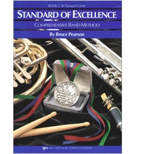 STANDARD OF EXCELLENCE BK2 /  Bb CORNET