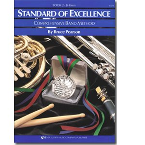 STANDARDS OF EXCELLENCE BK2 Eb HORN