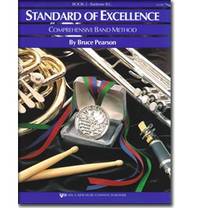 STANDARDS OF EXCELLENCE BK2 BC BARITONE