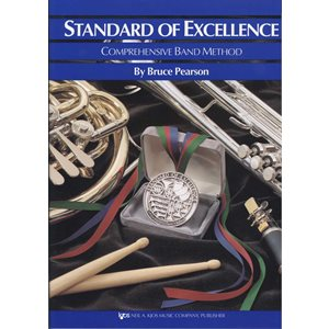 STANDARD OF EXCELLENCE BK 2 / DRUM / MALLET PERCUSSION