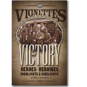 Vignettes of Victory - Crest book
