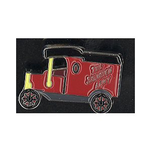 The Salvation Army Old Fashioned Truck Pin