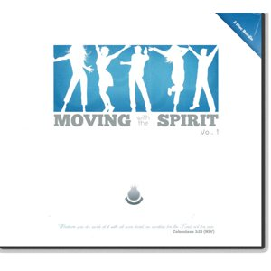 MOVING W / THE SPIRIT VOL. 1 CD / DVD