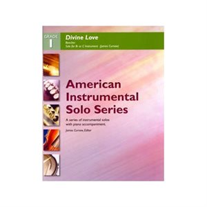 AISS DIVINE LOVESOLO Bb  OR C INSTRUMENT
