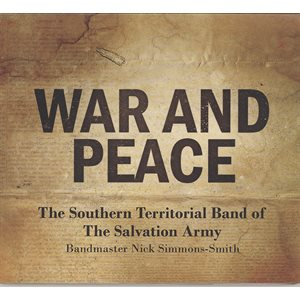 Southern Territorial Band War and Peace CD