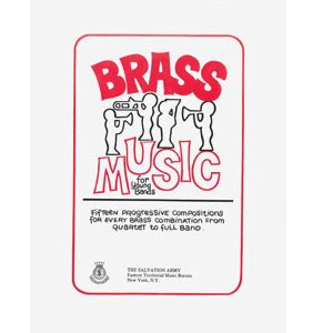 BRASS MUSIC 4TH BASS CLEF