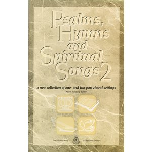 PSALMS, HYMNS #2 BOOK