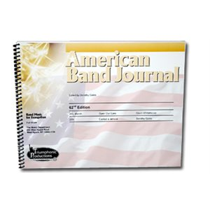 American Band Journal 62 (268-269) Spring 2009