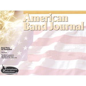 American Band Journal 63 (270-274) Christmas 2009