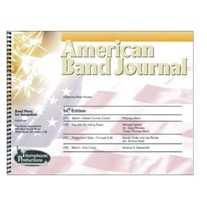 American Band Journal 64 (275-278) Spring 2010