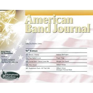 American Band Journal 66 (283-287) Spring 2011