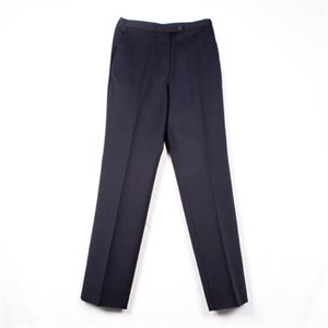 Ladies Catherine Tropical Wool Uniform Slacks