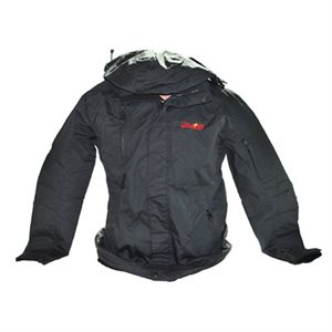 Ladies Black All Season II Jacket