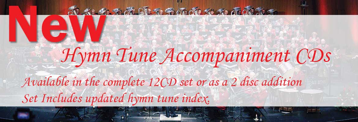 New Hymn Tune CDs with updated index